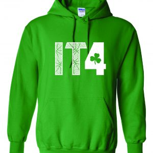 IT4 - Isaiah Thomas, Green, Hoodie