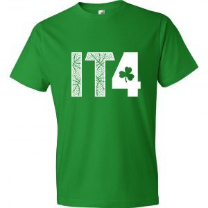 IT4 - Isaiah Thomas, Green, T-Shirt
