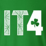IT4 - Isaiah Thomas, Hoodie, Long-Sleeved, T-Shirt, Crew Sweatshirt, Women's Cut T-Shirt