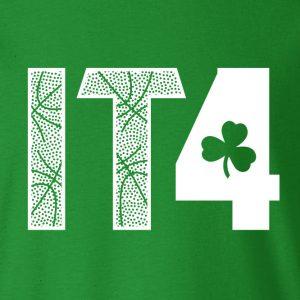 IT4 - Isaiah Thomas, Hoodie, Long-Sleeved, T-Shirt, Crew Sweatshirt, Women's Cut T-Shirt