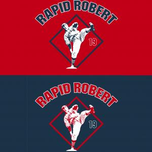 Rapid Robert (Bob Feller) - Cleveland Indians, Hoodie, Long-Sleeved, T-Shirt, Crew Sweatshirt, Women's Cut T-Shirt