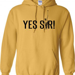 Yes Sir - Jack Nicklaus,Yellow,Hoodie