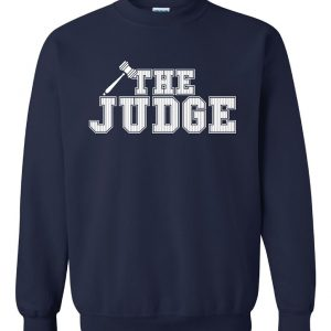 The Judge - Aaron Judge, Navy, Crew Sweatshirt
