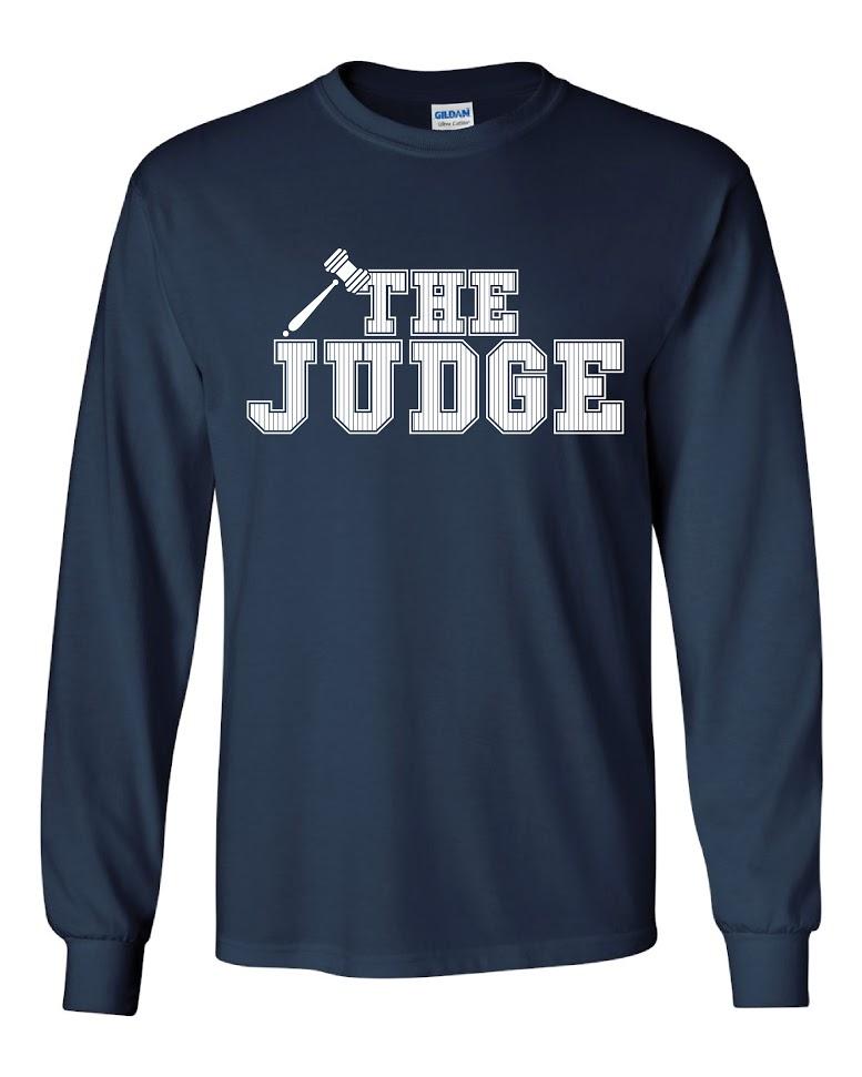 The Judge – Aaron Judge Shirt  8fe908f184d