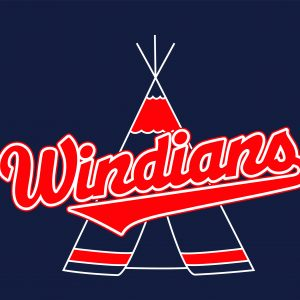 Windians Teepee - Cleveland Indians, Hoodie, Long-Sleeved, T-Shirt, Crew Sweatshirt, Women's Cut T-Shirt