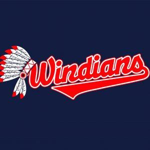 Windians Headdress - Cleveland Indians, Hoodie, Long-Sleeved, T-Shirt, Crew Sweatshirt, Women's Cut T-Shirt