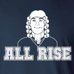 All Rise - Aaron Judge, Hoodie, Long Sleeved, T-Shirt, Crew Sweatshirt, Women's Cut T-Shirt