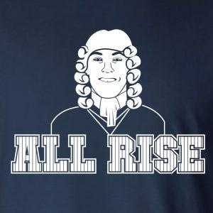 All Rise - Aaron Judge, Hoodie, Long Sleeved, T-Shirt, Crew Sweatshirt, Women's Cut T-Shirt