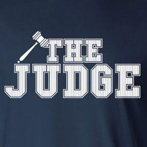 The Judge - Aaron Judge, Hoodie, Long-Sleeved, T-Shirt, Crew Sweatshirt, Women's Cut T-Shirt