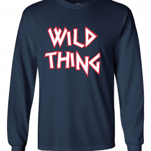 Wild Thing, Long Sleeved, Navy