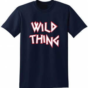 Wild Thing, T-Shirt, Navy