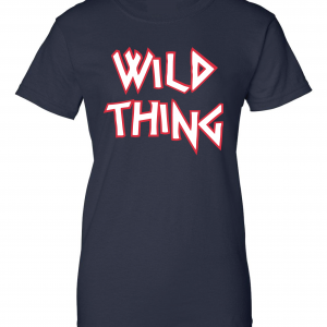 Wild Thing, Women's Cut, Navy