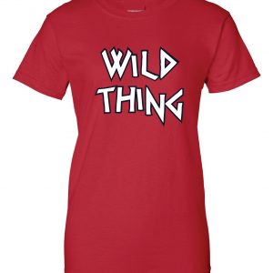 Wild Thing, Women's Cut, Red