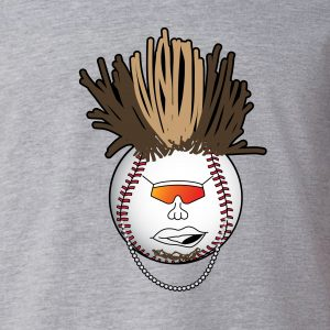 Indians Baseball Mohawk - Hoodie, Long-Sleeved, T-Shirt, Crew Sweatshirt, Women's Cut T-Shirt