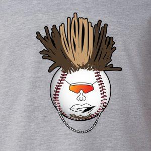 Indians Baseball Mohawk - Hoodie, Long-Sleeved, T-Shirt, Crew Sweatshirt, Women's Cut T-Shirt