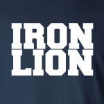 Iron Lion - Penn State, Hoodie, Long-Sleeved, T-Shirt, Crew Sweatshirt, Women's Cut T-Shirt
