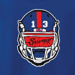 OBJ Savage - Odell Beckham Jr, Hoodie, Long-Sleeved, T-Shirt, Crew Sweatshirt, Women's Cut T-Shirt