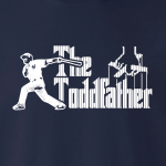 The Toddfather - Todd Frazier, Hoodie, Long-Sleeved, T-Shirt, Crew Sweatshirt, Women's Cut T-Shirt
