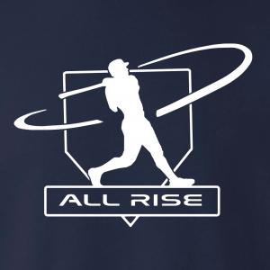 All Rise - Judge Swinging, Hoodie, Long-Sleeved, T-Shirt, Crew Sweatshirt, Women's Cut T-Shirt