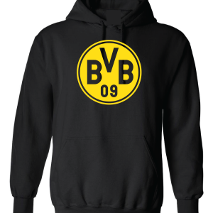 Borussia Dortmund - Soccer, Black, Hoodie