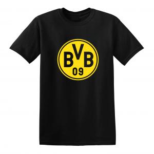 Borussia Dortmund - Soccer, Black, T-Shirt