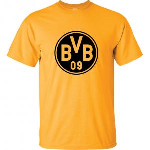 Borussia Dortmund - Soccer, Gold, T-Shirt
