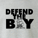 Defend the Bay, Hoodie, Long-Sleeved, T-Shirt, Crew Sweatshirt, Women's Cut T-Shirt