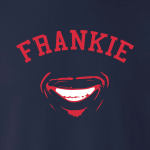 Frankie - Cleveland Indians, Hoodie, Long-Sleeved, T-Shirt, Crew Sweatshirt, Women's Cut T-Shirt