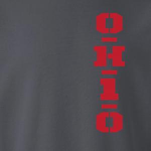 OH1O - Ohio State Buckeyes, Hoodie, Long-Sleeved, T-Shirt, Crew Sweatshirt, Women's Cut T-Shirt