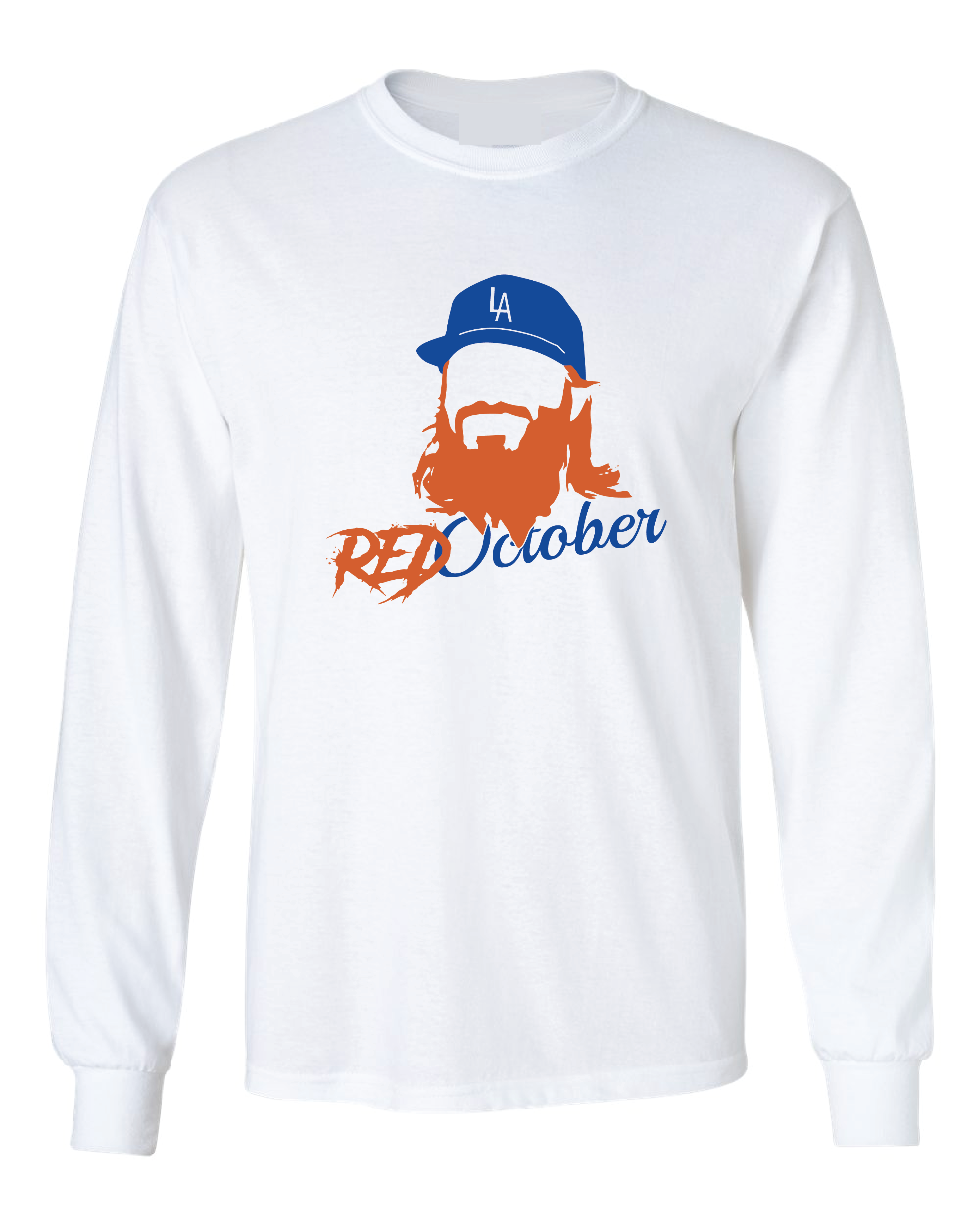 Red October – Justin Turner Shirt  77cff90fb68
