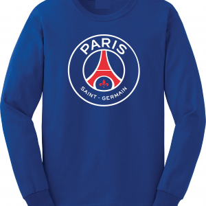 Saint Paris Germain - Soccer, Royal Blue, Long-Sleeved
