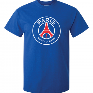 Saint Paris Germain - Soccer, Royal Blue, T-Shirt