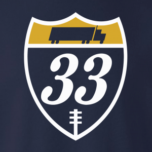 33 Trucking - Josh Adams, Hoodie, Long-Sleeved, T-Shirt, Crew Sweatshirt, Women's Cut T-Shirt