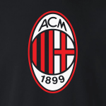 AC Milan - Soccer, Hoodie, Long-Sleeved, T-Shirt, Crew Sweatshirt, Women's Cut T-Shirt