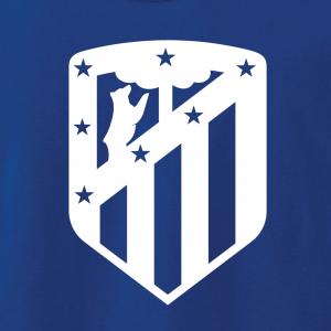 Athletico Madrid - Soccer, Hoodie, Long-Sleeved, T-Shirt, Crew Sweatshirt, Women's Cut T-Shirt