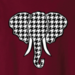 Bama Elephant Head - Alabama Crimson Tide, Hoodie, Long-Sleeved, T-Shirt, Crew Sweatshirt, Women's Cut T-Shirt