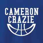 Cameron Crazie - Duke Basketball, Hoodie, Long-Sleeved, T-Shirt, Crew Sweatshirt, Women's Cut T-Shirt