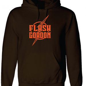 Flash Gordon -Josh Gordon, Brown, Hoodie