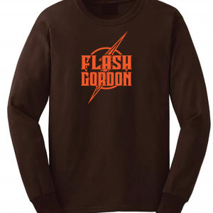 Flash Gordon -Josh Gordon, Brown, Long-Sleeved