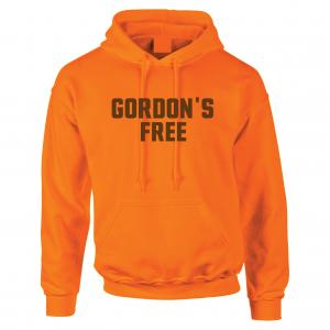 Gordon's Free - Josh Gordon - Cleveland Browns, Orange, Hoodie