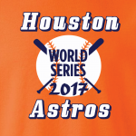 Houston Astros World Series 2017 Bats, Hoodie, Long-Sleeved, T-Shirt, Crew Sweatshirt, Women's Cut T-Shirt