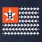 Houston Astros Flag - World Series 2017, Hoodie, Long-Sleeved, T-Shirt, Crew Sweatshirt, Women's Cut T-Shirt