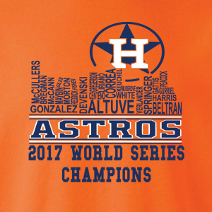 Houston Astros Skyline, Hoodie, Long-Sleeved, T-Shirt, Crew Sweatshirt, Women's Cut T-Shirt