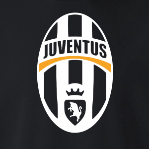 Juventus Crest - Soccer, Hoodie, Long-Sleeved, T-Shirt, Crew Sweatshirt, Women's Cut T-Shirt