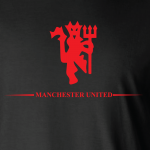 Manchester United, Hoodie, Long-Sleeved, T-Shirt, Crew Sweatshirt, Women's Cut T-Shirt