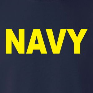 Navy, Hoodie, Long-Sleeved, T-Shirt, Crew Sweatshirt, Women's Cut T-Shirt