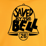 Saved by the Bell - Pittsburgh Steelers, Hoodie, Long-Sleeved, T-Shirt, Crew Sweatshirt, Women's Cut T-Shirt