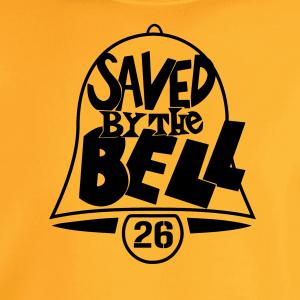 Saved by the Bell - Pittsburgh Steelers, Hoodie, Long-Sleeved, T-Shirt, Crew Sweatshirt, Women's Cut T-Shirt