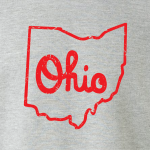 Script Ohio - Ohio State Buckeyes, Hoodie, Long-Sleeved, T-Shirt, Crew Sweatshirt, Women's Cut T-Shirt