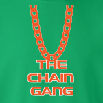 The Chain Gang - Miami Hurricanes, Hoodie, Long-Sleeved, T-Shirt, Crew Sweatshirt, Women's Cut T-Shirt